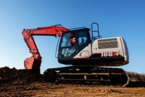 excavator rentals in utah