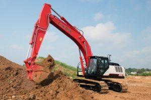 rent excavator in utah