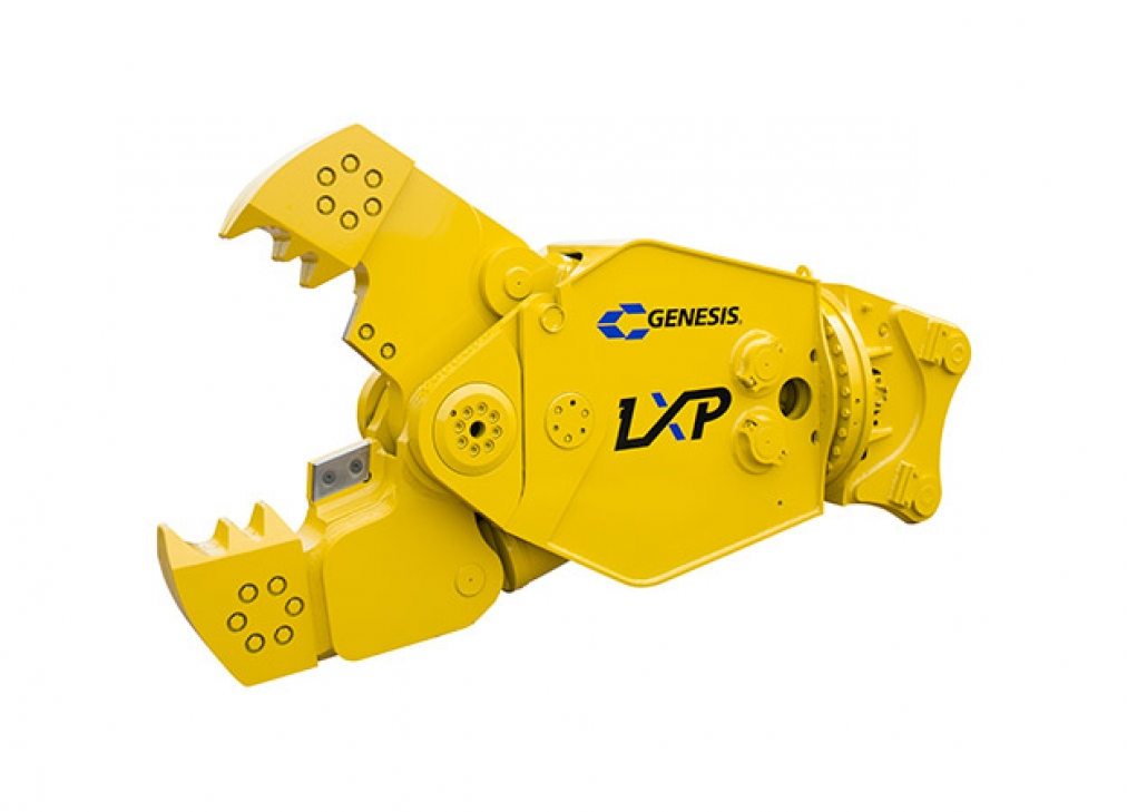 Gensis LXP Concrete Cracker Jaw Utah