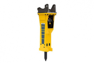 HB1650 Excavator w/ Hydraulic Breakers