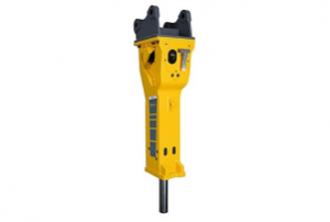 HB2500 Excavator w/ Hydraulic Breakers