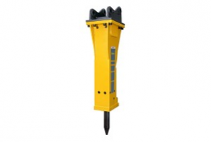 MB1200 Excavator w/ Hydraulic Breakers