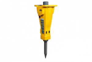 SBU220 Excavator w/ Hydraulic Breakers