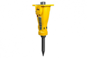 SBU340 Excavator w/ Hydraulic Breakers