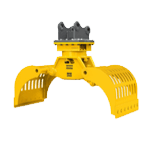 mg200-rotating-grapple | demolition robot parts